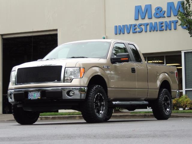 2012 Ford F-150 XLT / 4X4 / 3.7L V6 / LIFTED LIFTED - Photo 34 - Portland, OR 97217