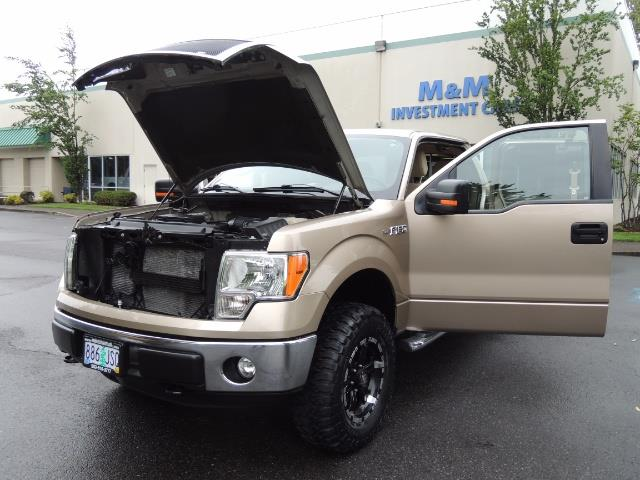 2012 Ford F-150 XLT / 4X4 / 3.7L V6 / LIFTED LIFTED - Photo 25 - Portland, OR 97217