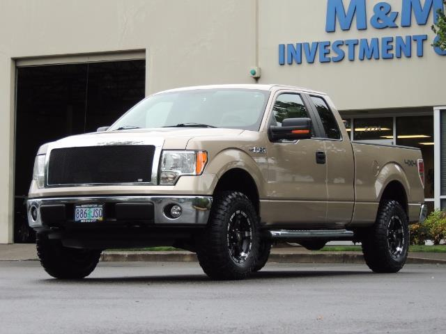 2012 Ford F-150 XLT / 4X4 / 3.7L V6 / LIFTED LIFTED - Photo 33 - Portland, OR 97217