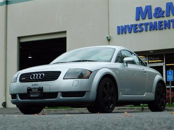 2000 Audi TT quattro / AWD / LEATHER / 5-SPEED MANUAL Hatchback