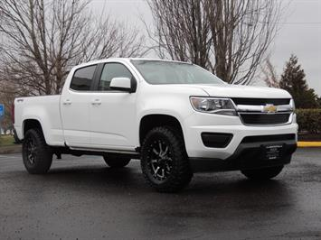 2015 Chevrolet Colorado LT / Crew Cab / 4X4 / 6Cyl / LIFTED LIFTED Truck
