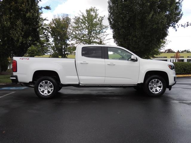 Chevy Colorado Long Bed 28 Images Used 2015 Chevrolet Colorado Lt Crew Cab 4x4 6cyl