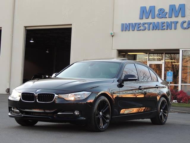 2014 BMW 328d Sport / DIESEL / 1-OWNER / Excel Cond - Photo 1 - Portland, OR 97217