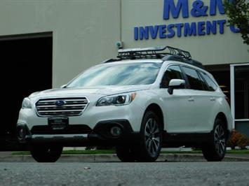 2016 Subaru Outback 2.5i Limited AWD / Heated Leather / BLIS / CAMERA Wagon