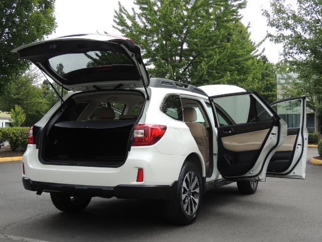 2016 Subaru Outback 2.5i Limited AWD / Heated Leather / BLIS / CAMERA - Photo 27 - Portland, OR 97217