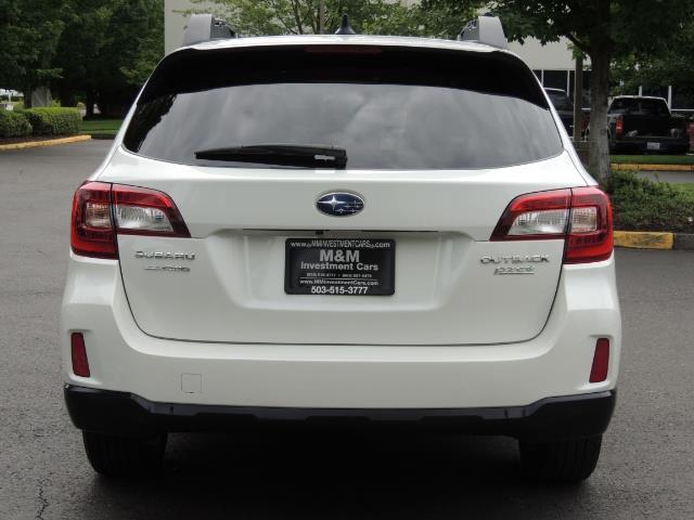 2016 Subaru Outback 2.5i Limited AWD / Heated Leather / BLIS / CAMERA - Photo 6 - Portland, OR 97217