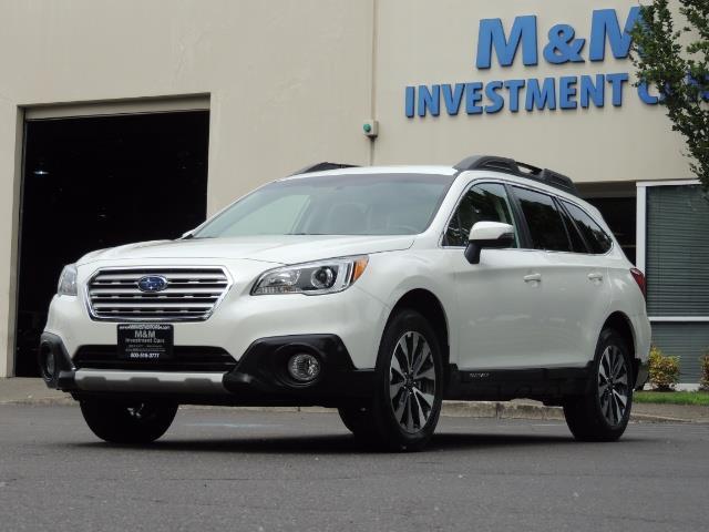 2016 Subaru Outback 2.5i Limited AWD / Heated Leather / BLIS / CAMERA - Photo 1 - Portland, OR 97217