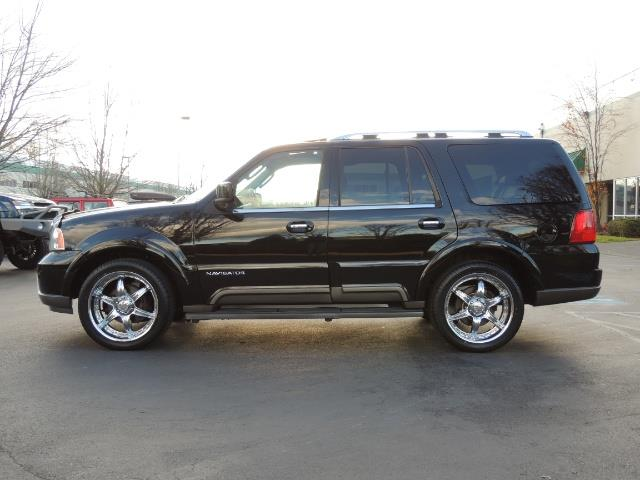 2004 lincoln navigator luxury 4wd 3rd seat. Black Bedroom Furniture Sets. Home Design Ideas