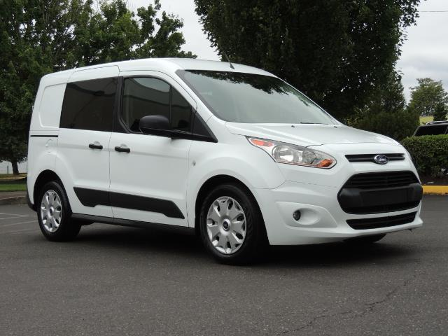 2016 Ford Transit Connect Cargo XLT / 4-Door / 1-Owner / Excel Cond - Photo 2 - Portland, OR 97217