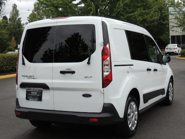 2016 Ford Transit Connect Cargo XLT / 4-Door / 1-Owner / Excel Cond - Photo 7 - Portland, OR 97217