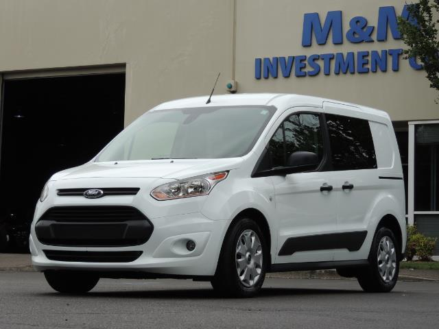 2016 Ford Transit Connect Cargo XLT / 4-Door / 1-Owner / Excel Cond - Photo 1 - Portland, OR 97217