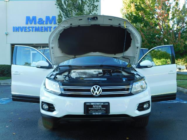 2014 Volkswagen Tiguan SEL 4Motion / AWD / Leather / Navi / Pano Sunroof - Photo 31 - Portland, OR 97217