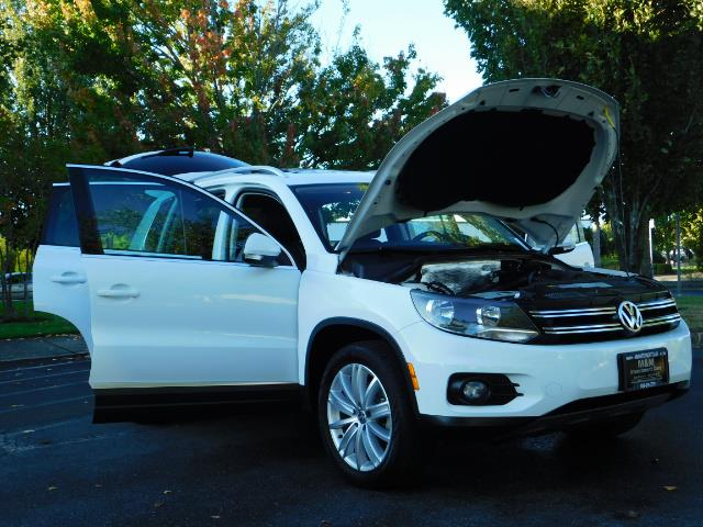 2014 Volkswagen Tiguan SEL 4Motion / AWD / Leather / Navi / Pano Sunroof - Photo 30 - Portland, OR 97217