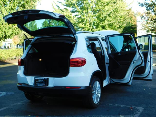 2014 Volkswagen Tiguan SEL 4Motion / AWD / Leather / Navi / Pano Sunroof - Photo 28 - Portland, OR 97217