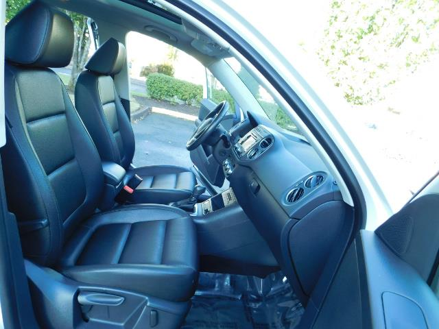 2014 Volkswagen Tiguan SEL 4Motion / AWD / Leather / Navi / Pano Sunroof - Photo 17 - Portland, OR 97217