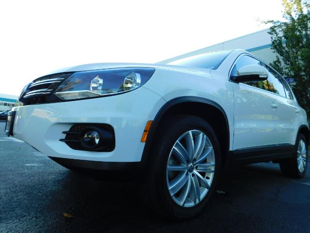 2014 Volkswagen Tiguan SEL 4Motion / AWD / Leather / Navi / Pano Sunroof - Photo 9 - Portland, OR 97217