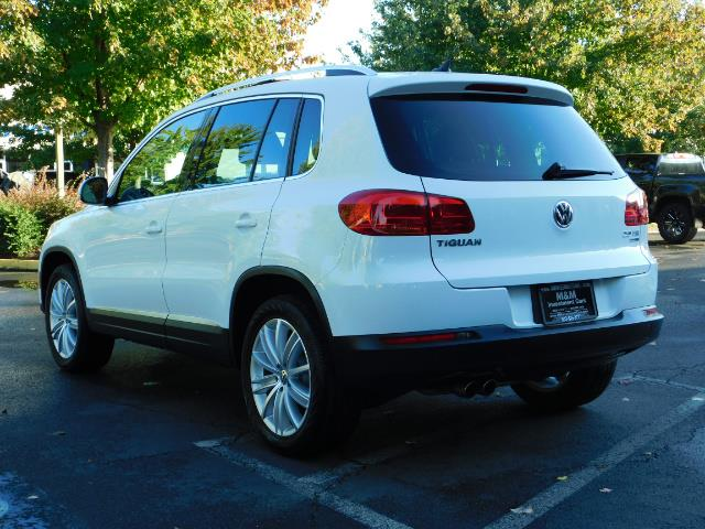 2014 Volkswagen Tiguan SEL 4Motion / AWD / Leather / Navi / Pano Sunroof - Photo 7 - Portland, OR 97217