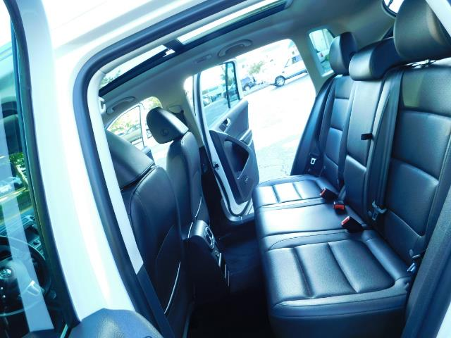 2014 Volkswagen Tiguan SEL 4Motion / AWD / Leather / Navi / Pano Sunroof - Photo 15 - Portland, OR 97217
