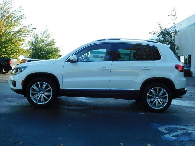 2014 Volkswagen Tiguan SEL 4Motion / AWD / Leather / Navi / Pano Sunroof - Photo 3 - Portland, OR 97217