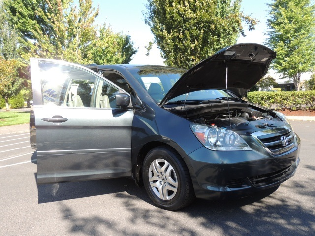 2006 honda odyssey ex leather power sliding doors