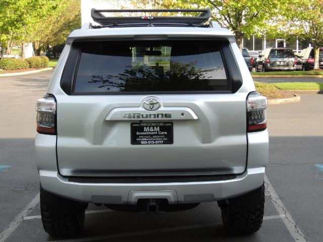 2016 Toyota 4Runner SR5 SPORT SUV 4WD V6 / 3RD SEATS REAR CAM / LIFTED - Photo 6 - Portland, OR 97217