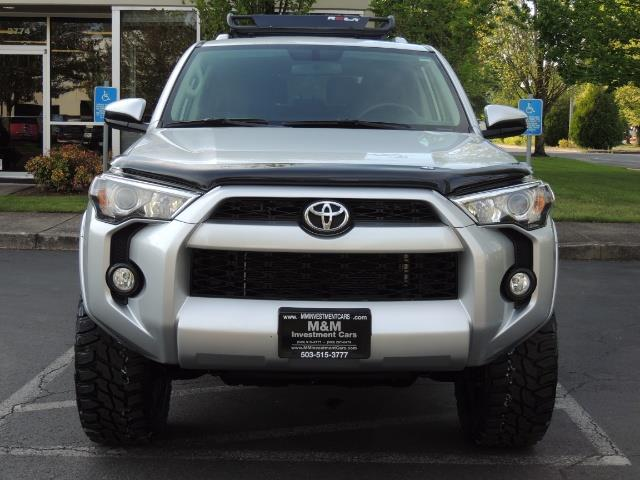 2016 Toyota 4Runner SR5 SPORT SUV 4WD V6 / 3RD SEATS REAR CAM / LIFTED - Photo 5 - Portland, OR 97217