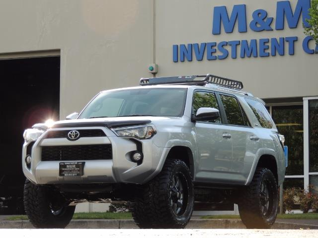 2016 Toyota 4Runner SR5 SPORT SUV 4WD V6 / 3RD SEATS REAR CAM / LIFTED - Photo 44 - Portland, OR 97217