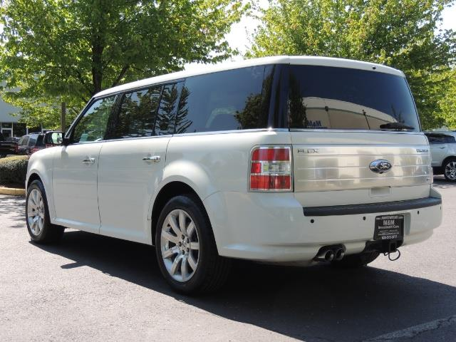 2010 Ford Flex Limited / AWD / Third Seat / Navigation / Leather - Photo 8 - Portland, OR 97217