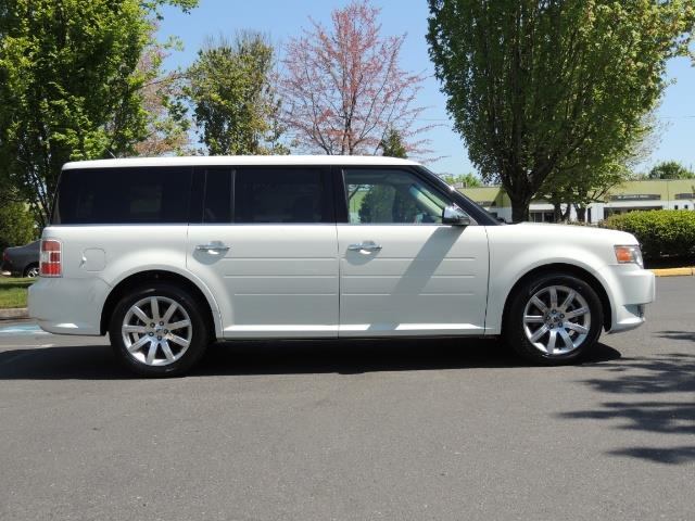 2010 Ford Flex Limited / AWD / Third Seat / Navigation / Leather - Photo 4 - Portland, OR 97217