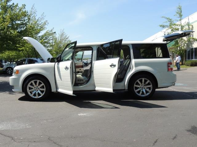 2010 Ford Flex Limited / AWD / Third Seat / Navigation / Leather - Photo 26 - Portland, OR 97217