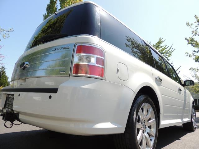 2010 Ford Flex Limited / AWD / Third Seat / Navigation / Leather - Photo 12 - Portland, OR 97217