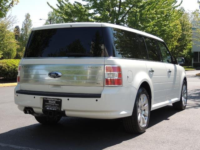 2010 Ford Flex Limited / AWD / Third Seat / Navigation / Leather - Photo 7 - Portland, OR 97217