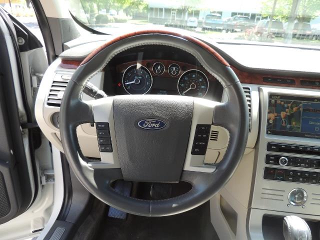 2010 Ford Flex Limited / AWD / Third Seat / Navigation / Leather - Photo 41 - Portland, OR 97217