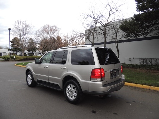 2004 lincoln aviator luxury suv awd 3rd row seat excel cond. Black Bedroom Furniture Sets. Home Design Ideas