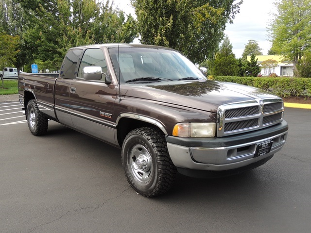 1997 dodge ram 2500 laramie slt 2wd cummins diesel 12 valve. Black Bedroom Furniture Sets. Home Design Ideas