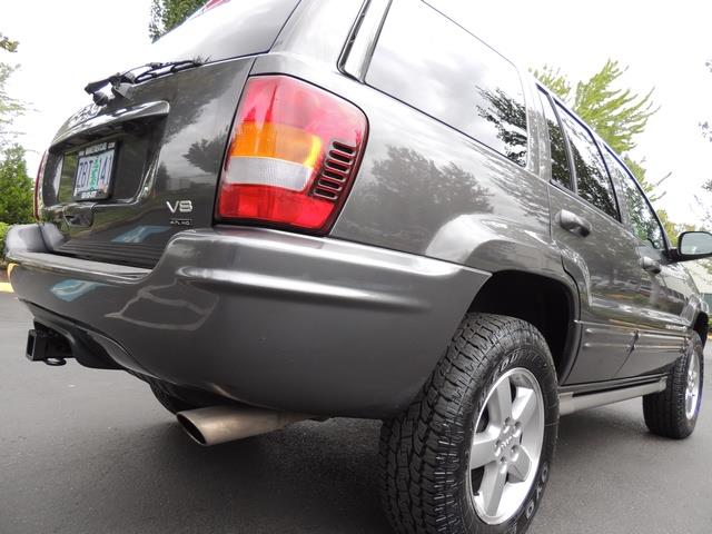 2002 Jeep Grand Cherokee Overland 4dr Overland 4wd