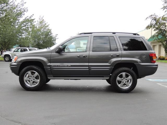 2002 jeep grand cherokee overland 4dr overland 4wd. Black Bedroom Furniture Sets. Home Design Ideas