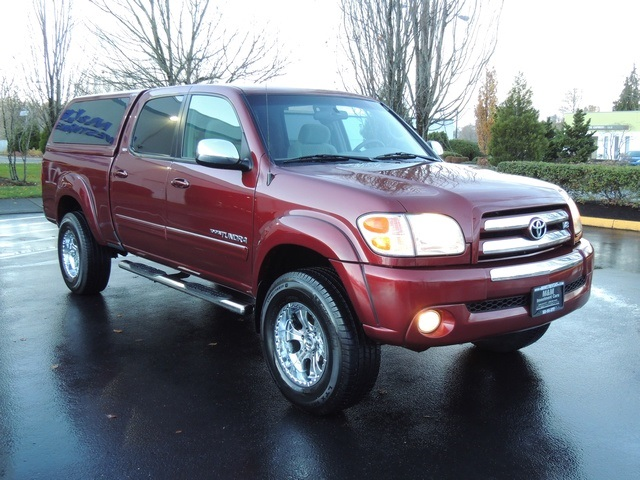 2004 toyota tundra sr5 4dr double cab 4x4 canopy. Black Bedroom Furniture Sets. Home Design Ideas
