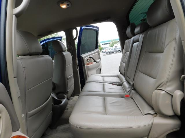 2005 Toyota Tundra Limited 4dr Double Cab / Leather / Heated seats - Photo 15 - Portland, OR 97217