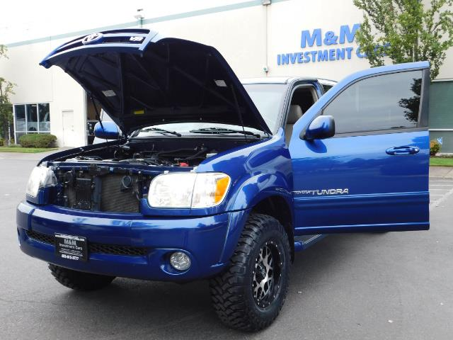2005 Toyota Tundra Limited 4dr Double Cab / Leather / Heated seats - Photo 25 - Portland, OR 97217