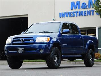 2005 Toyota Tundra Limited 4dr Double Cab / Leather / Heated seats Truck