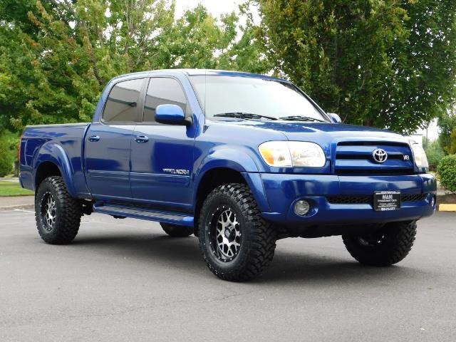 2005 Toyota Tundra Limited 4dr Double Cab / Leather / Heated seats - Photo 2 - Portland, OR 97217