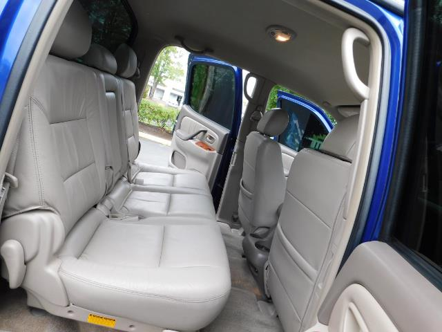 2005 Toyota Tundra Limited 4dr Double Cab / Leather / Heated seats - Photo 16 - Portland, OR 97217