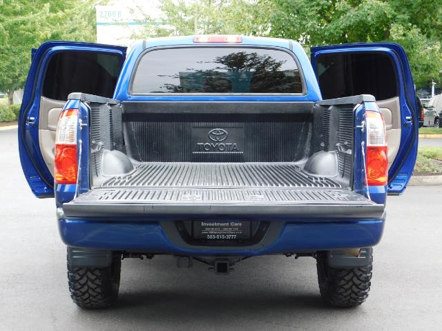 2005 Toyota Tundra Limited 4dr Double Cab / Leather / Heated seats - Photo 22 - Portland, OR 97217