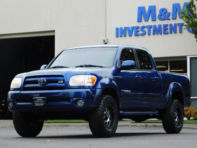 2005 Toyota Tundra Limited 4dr Double Cab / Leather / Heated seats - Photo 42 - Portland, OR 97217