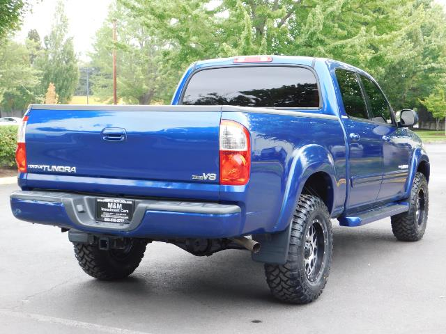 2005 Toyota Tundra Limited 4dr Double Cab / Leather / Heated seats - Photo 8 - Portland, OR 97217