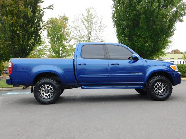 2005 Toyota Tundra Limited 4dr Double Cab / Leather / Heated seats - Photo 4 - Portland, OR 97217