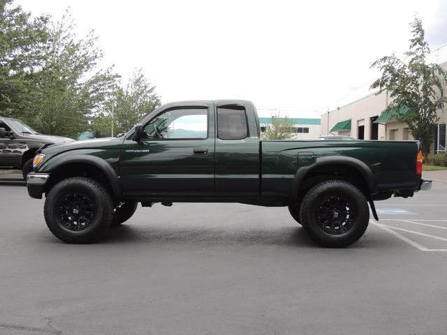 2003 Toyota Tacoma V6 4x4 5 Speed Manual Xd Wheels
