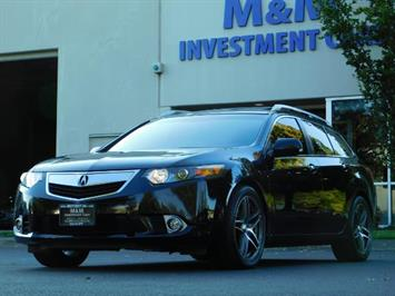 2012 Acura TSX Sport Wagon / Leather / Heated Seats / Excel Cond Wagon