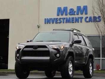 2016 Toyota 4Runner SR5 4.0L 4WD 1-OWNER LIFTED 33